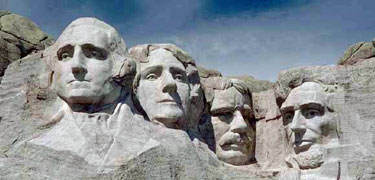 Full photo of Mount Rushmore